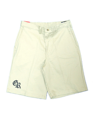 Gradation Short Pants - Beige
