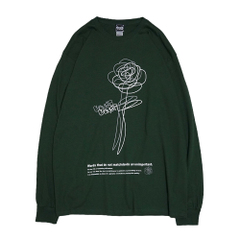Rough Rose L/S T-Shirts