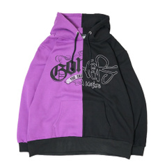 Bi-Color Sweat Parka