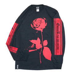 Rose Logo L/S T-Shirts