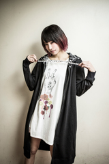 GoneR×LiSA Long Parka