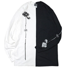 Rose Pocket L/S T-Shirts