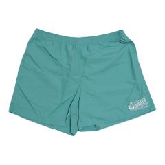 Embroidery Nylon Short Pants(L.E)