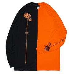 Rose Pocket L/S T-Shirts