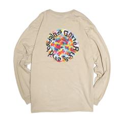 Rainbow Rose L/S T-Shirts