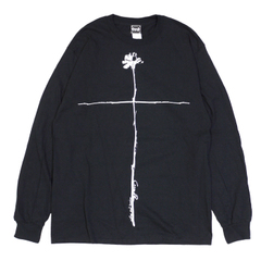 Rose Cross Long T-Shirts