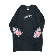 Rose Sleeve L/S T-Shirts