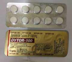 【緊急尿ケン対策】超強力利尿剤 Dytor 100mg 10T【当店のみ取扱】