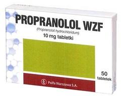 【規制済み】Propranolol (プロプラノロール)10mg 1箱50T【国内最安】