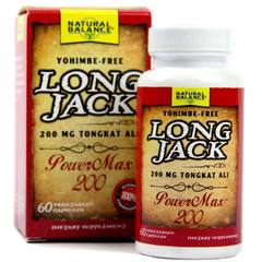 Long Jack PowerMax 200 60T(Natural Balance)【日本最安】