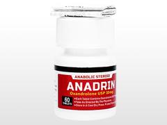 Anadrin(アナドリン) 10mg  1bottle 60tablets【国内最安】