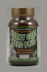 Horny Goat Weed Plus【Only Natural社】