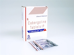 強烈【射精の快感を増幅】Cabgolin 0.5mg 8T【国内最安】