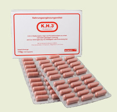 K.H.3 (KH-3) 50mg 60錠【日本最安値】¥4,210