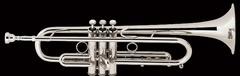 V.Bach コマーシャルトランペット・銀メッキ
