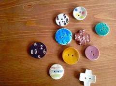 いろいろボタン (10コ組)