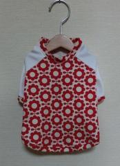 北欧の花/デイジーTシャツ
