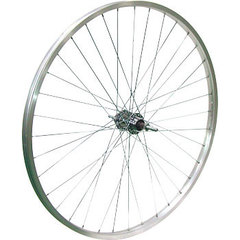 外装6段用 後輪リム完組み 26インチ アルミ