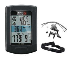 CATEYE CC-GL50 SET STEALTH50 (ANT+™センサーフルセットモデル)