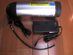 36V10AhボトルタイプバッテリーBT-3610