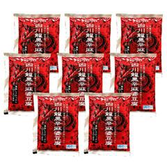 花椒の香り立つ たまりと桜島鶏ブイヨンのうま味たっぷり 四川龍黒辛麻婆豆腐(100g)×お得用8個セット