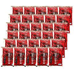 花椒の香り立つ たまりと桜島鶏ブイヨンのうま味たっぷり 四川龍黒辛麻婆豆腐(100g)×お得用30個セット