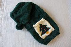 クリスマスセーター「グリーン」