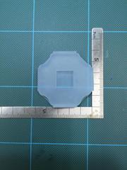 15mm「四角形」プレート
