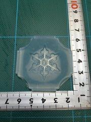 30「雪の結晶」レジン用モールド