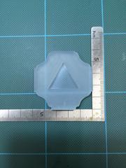 25mm「三角形」プレート
