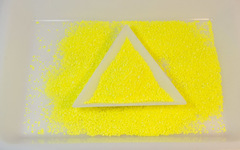 蓄光粒 「レモンシフト」3g