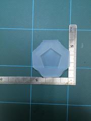 17mm「五角形」プレート