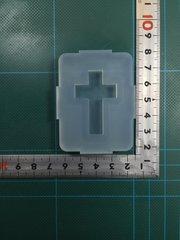 大「十字架」レジン用モールド