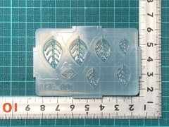 LEF-001「葉っぱ」サイズ混合モールド