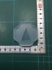 20「二等辺三角形」レジン用モールド