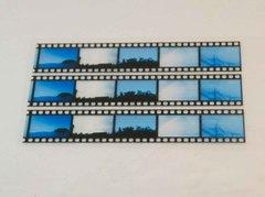 フィルムシート 写真(ブルー)