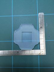20mm「四角形」プレート