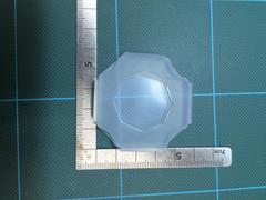 10mm「八角形」プレート