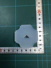 15キューブ用互換三角柱