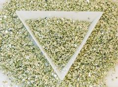 メタルガラスカレット イエローグリーン