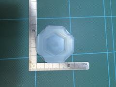 15mm「六角形」プレートモールド