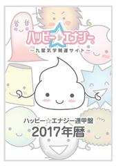 【値下げしました】【B5(大)】2017年暦☆ハッピー☆エナジー遁甲盤手帳