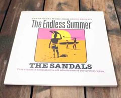 THE ENDLESS SUMMER デカジャケCD