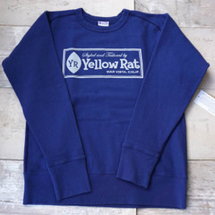 YELLOW RAT CLASSIC BOX CREW BLUE