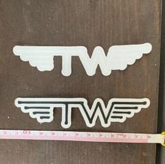 TW ステッカー(Tyler Warren Shapes)
