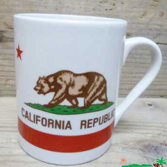 CALIFORNIA REPUBLIC マグカップ