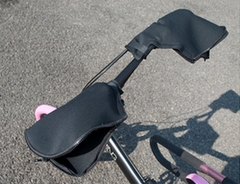 EXTRA(エクストラ)ネオプレーン製自転車ハンドルカバー
