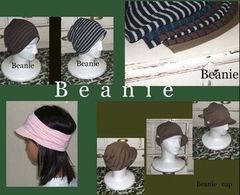 【PDF DL】Beanie 52~62サイズセット