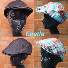 【紙】beetleパターン 52~62サイズセット