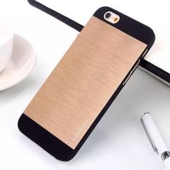 iphone6ケース(ハードケース) ゴールド 海外 ※送料込み